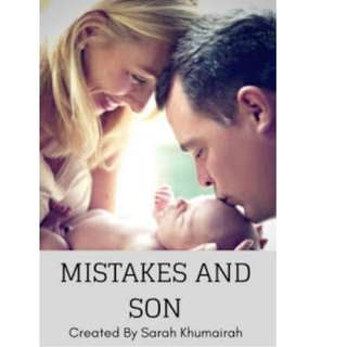 Ebook Mistakes and Son - Sarah Khumairah