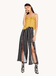 Celina Stripe Wide Pants