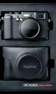 Limited edition Fuji X100