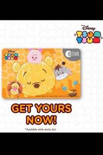 BN Winnie the Pooh Tsum Tsum Ezlink Card