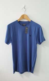 ABERCOMBIE AND FITCH Icon Tee