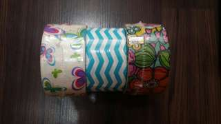 PATTERNED DUCT TAPES