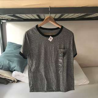 JAY JAYS Grey Shirt with Pocket