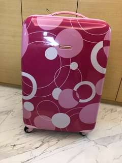 "Brand new! Kenji Yamamoto 26"" luggage in Pink"