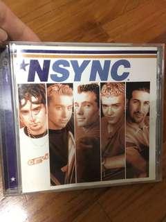 Nsync cd