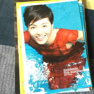 Gigi Leung 2001 Album