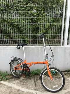 Cheapest Dahon Foldable Bike
