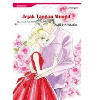 Ebook Jejak Tangan Mungil (Handprints) - Amie Hayasaka