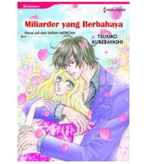 Ebook Miliarder yang Berbahaya (The Vasquez Mistress) - Tsukiko Kurebayashi