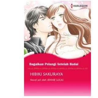 Ebook Bagaikan Pelangi Setelah Badai (The Couns't Secret Child) - Hibiki Sakuraya