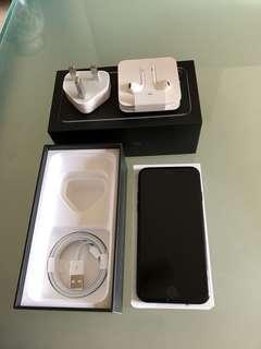iPhone 7, 128G, jet black