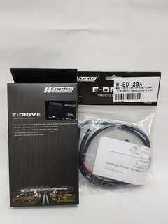 Works E-Drive (20A) - Toyota Vios / Altis / Camry 2014 - On