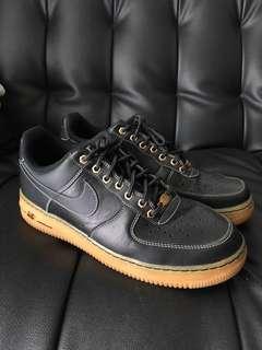 Nike air force one black gum