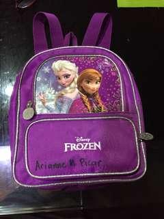 Disney frozen back pack