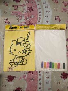 BNIP SAND COLOURING with FREE NORMAL POSTAGE