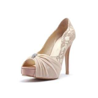 Wedding Shoe by Christy Ng
