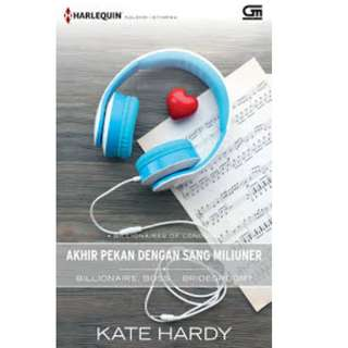 Ebook Akhir Pekan dengan Sang Miliuner (Billionaire, Boss…Bridegroom - Kate Hardy