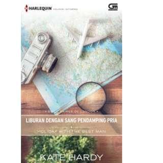 Ebook Liburan dengan Sang Pendamping Pria (Holiday with The Best Man) - Kate Hardy