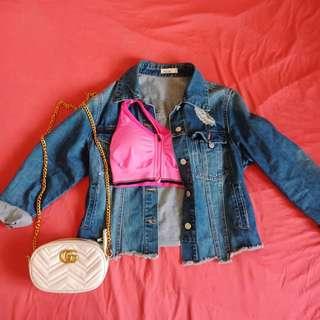 True love denim jackets