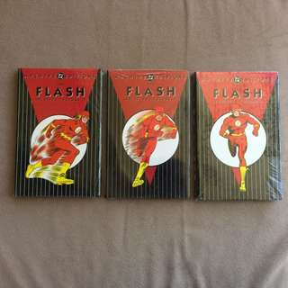 DC Archive Editions The Flash Vol 1, 2, and 3