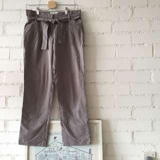 COUNTRY ROAD dove grey pants