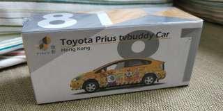 微影Tiny TVB tvbuddy car