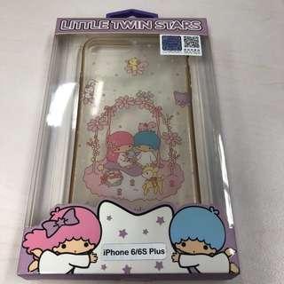 Little Twin Stars IPhone 6S Plus 包邊軟殻