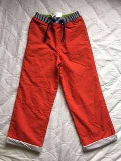 Boy's lined pants