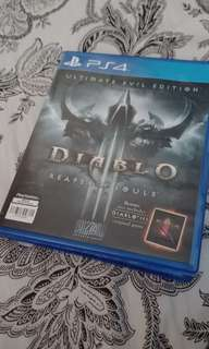 First Light + Diablo 3 For GOW4