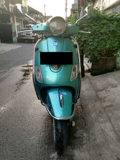 Vespa LX150 3v