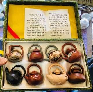 紫砂茶壺小品