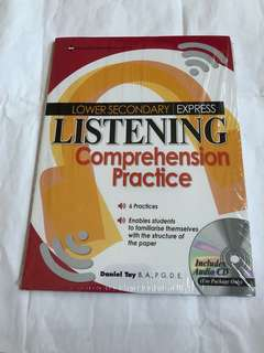 Lower Secondary Express - Listening Comprehension Practice