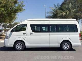 Transport Limo Van