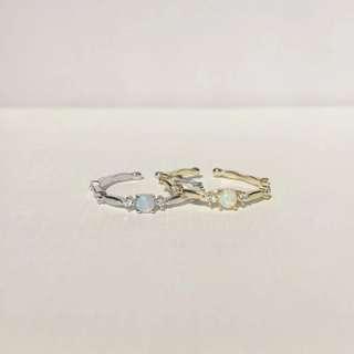 澳寳戒指 180元 個別非銀 中銀入數 順豐自取 信息通知 要告知尺寸 個别非活口戒指 購物滿 600元 9折優惠