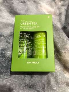 Green Tea Skin Care set