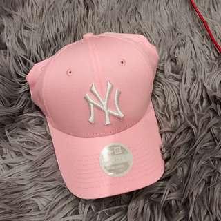 YANKEES hat(pink)