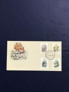 Australia FDC as in Pictures