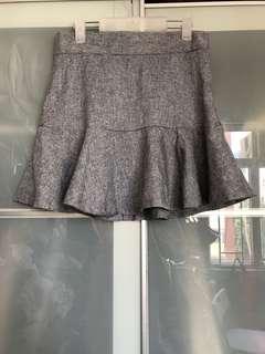 全新棉麻短裙