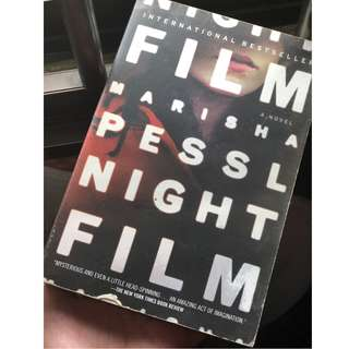 NIght Film -  Marisha Pessl