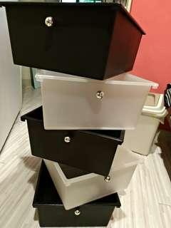 🚚 抽屜盒/入