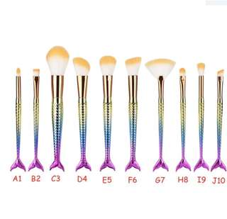 Makeup brushes and more