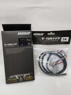 Works E-Drive (3A) - Nissan / Toyota