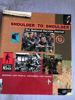 Shoulder to shoulder our national service journal