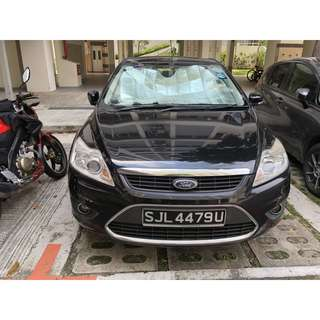 FORD FOCUS TREND 4DOOR (A) SUNROOF