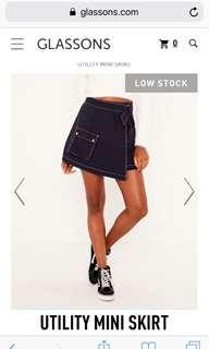 Glassons Utility skirt