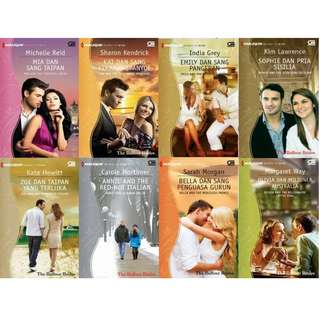 Paket Ebook The Balfour Brides Series (Harlequin Terjemahan)