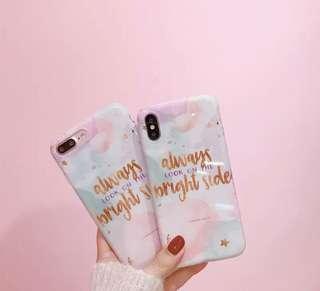 清新iPhone Case