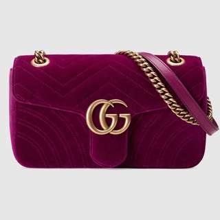 Gucci side bag REAL