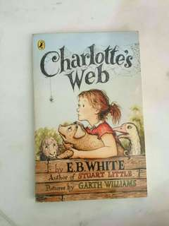 English novel: Charlotte's Web