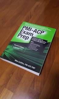 Like New - PMI ACP 2nd Edition